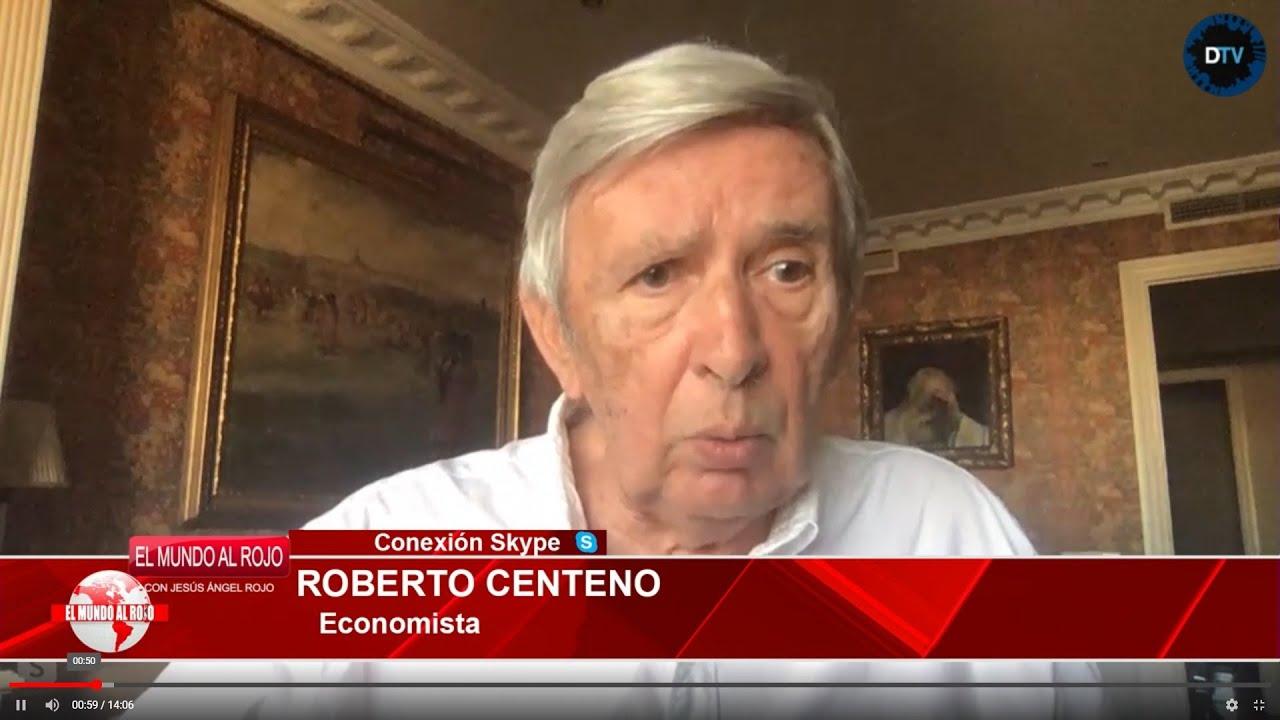ROBERTO CENTENO DESVELA LOS OSCUROS Y TURBIOS NEGOCIOS DE SÁNCHEZ  DURANTE LA CRISIS DEL CORANAVIRUS