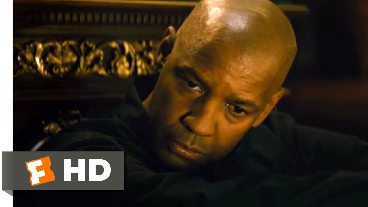 The Equalizer (2014) - Her Life Will Go On Scene (3/10) | Movieclips