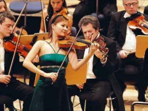 Arabella Steinbacher - Mozart : Rondo for Violin and Orchestra  in C Major  K. 373 (2011, Live)