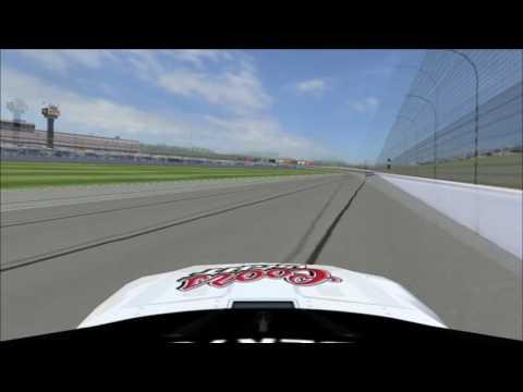 Nascar Online CBR Cup - Kansas