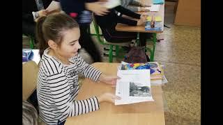 Урок пам*яті жертв Голодомору у спеціалізованій школі № 76 імені Олеся Гончара