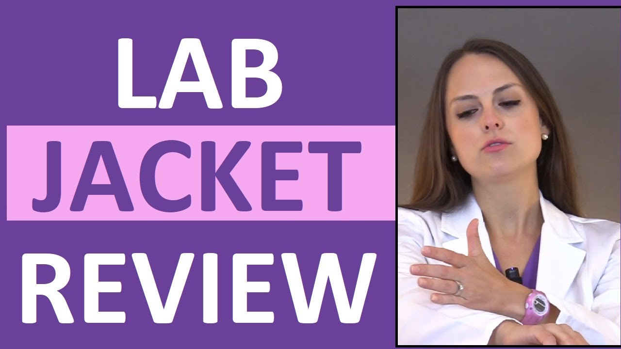 574a03c2f4a My New Nursing Lab Coat: Cherokee Women's Fashion Lab Coat Review ...