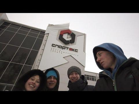 Irkutsk - Krasnoyarsk ( Trip to sportex )