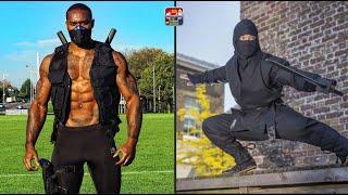 Как тренировались Ниндзя Невероятные факты о воинах тени