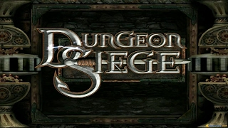 Dungeon Siege gameplay (PC Game, 2002)
