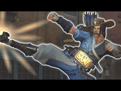 Thumbnail: Overwatch - The Legendary McHanzo Weeb