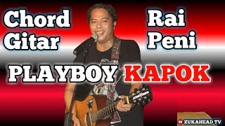 Ray Peni - Play boy kapok lirik dan chord