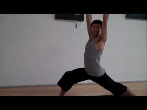 Doron Hanoch Teaches Yoga at Menlo Pilates and Yoga