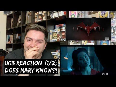 BATWOMAN - 1x13 'DRINK ME' REACTION (1/2)