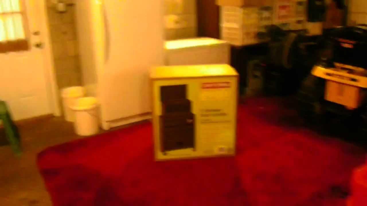 Craftsman 5 drawer tool center - YouTube