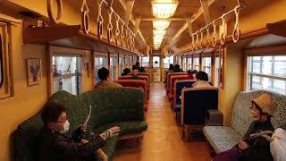 若桜鉄道の新型車両「八頭号」