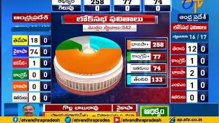 Election Results 2019  Update @ 9 : 30AM | YCP in Lead in Early Trends in AP | BJP Surging @ Centre