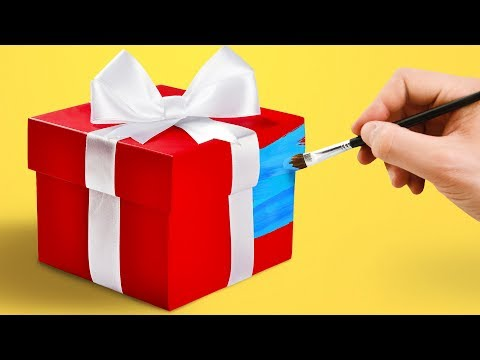 25 GIFT WRAPPING