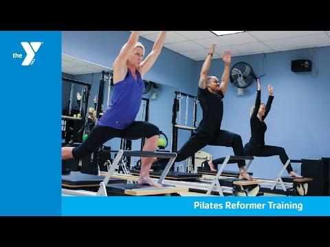 Pilates Reformer @ Laguna Niguel Family YMCA