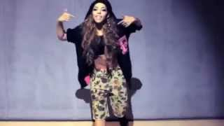Tinashe- Boss (Ryan Hemsworth Remix) Music Video
