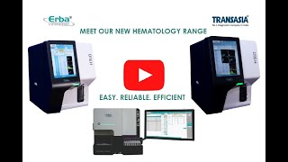 Gambar cover New Generation, High performance Hematology Solutions - H360, H560 and ELite 580