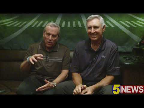 Part 1: Interview with CBS Broadcasters Brad Nessler & Gary Danielson