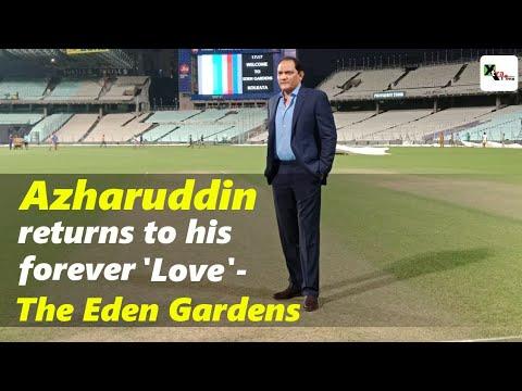 Azharuddin, Eden Gardens and their never-ending love story