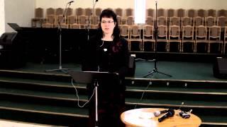 """Конференция """"Я невеста""""- Лариса Трескина (семинар)"""
