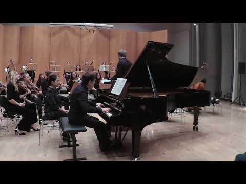 J. N. Hummel: Piano Concerto in E major - Balázs Szokolay, Gábor Hontvári