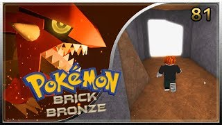 POKEMON BRICK BRONZE RANDOMIZER ROBLOX #81 NOUS QUITTONS LA MINE GAMEPLAY ANGLAIS