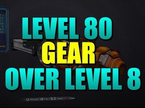 My Level 80 Gear Overpower Level 8