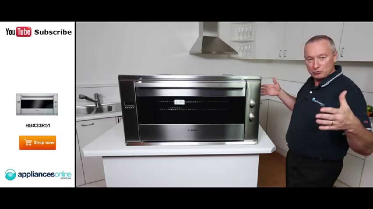 Electric Wall Oven reviewed by expert - Appliances Online - YouTube