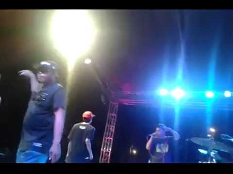 Bastardo & K.I.A Live - iyong ganda - Kurakot
