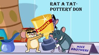 rat a tat   pottery don   chotoonz kids funny cartoon videos