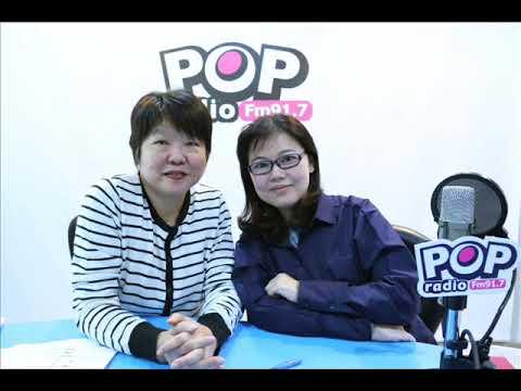 2018 03 12《POP搶先爆》黃光芹 專訪 郝龍斌辦公室發言人 游淑慧