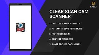 Clear Scan Cam Scanner - Free PDF Camera Scanner screenshot 5
