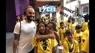 Excel Martial Arts 2018 Summer Camp Week  5