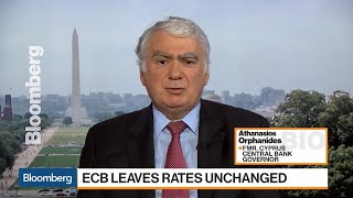 ECB Policy 'Miscalibrated,' Former Member Orphanides Says