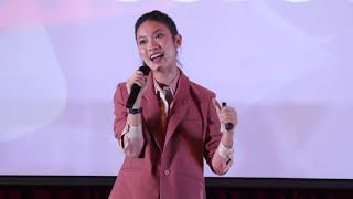 Challenge yourself to step out of the norm | Khanh Vy Tran | TEDxVinschoolHanoi