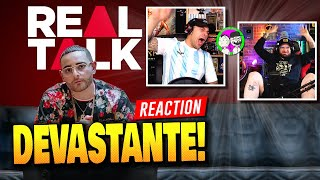 ROCCO HUNT a REAL TALK | REACTION by Arcade Boyz