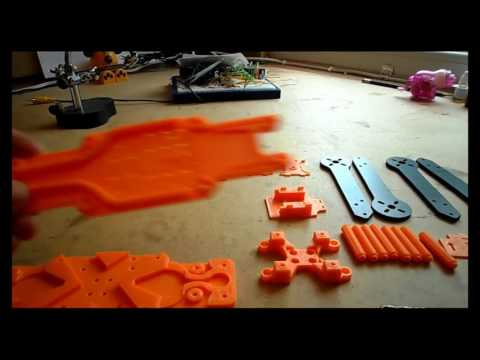 Bionic Hybrid Building Instructions Part 2