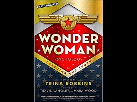 Cinemascene: The psychology of Wonder Woman