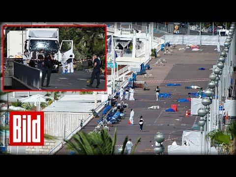 Terror in Nizza - Alle Infos zum Unglück in Frankreich