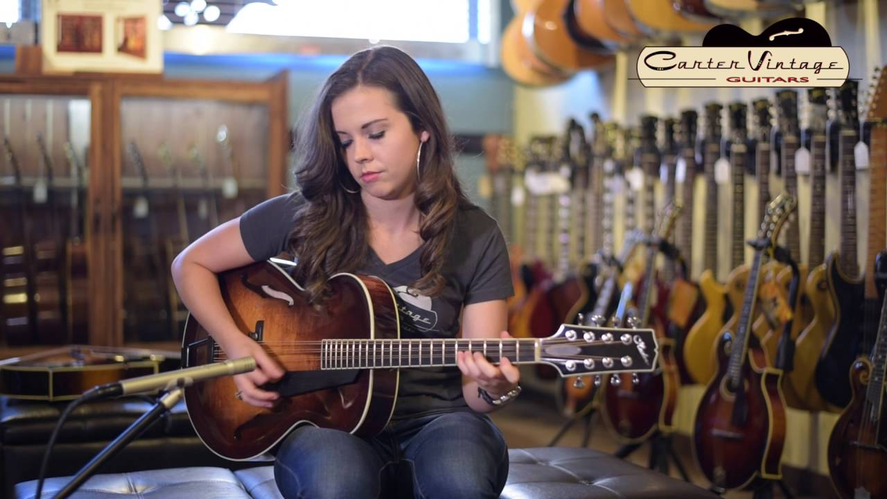 Heiden Octave Mandolin played by Sierra Hull
