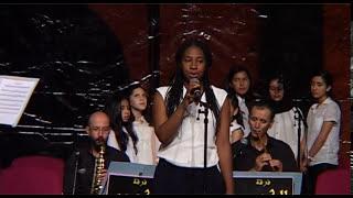 طلبة معهد الكندي للموسيقى العربية - يا موجة غني