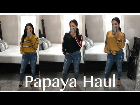 Papaya Clothing Try On Haul | Fall Fashion
