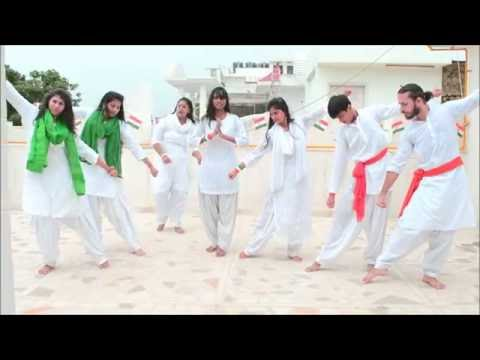 INDEPENDENCE DAY SPECIAL - VANDE MATARAM - DANCE PERFORMANCE - DANCE NOW INDIA