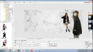 Tutorial de capa | Demi Lovato - PhotoScape