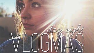 VLOGMAS 12.8.14 Thumbnail