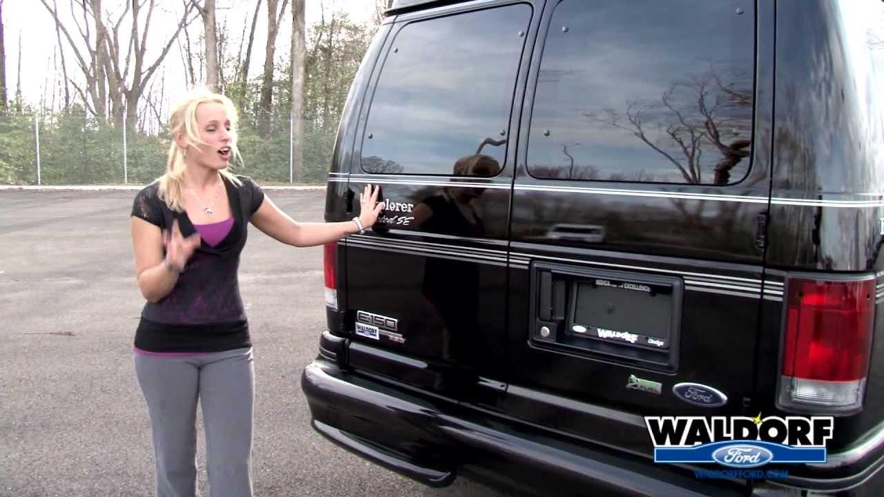 Waldorf Ford Conversion Van Dealer  YouTube