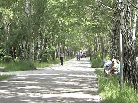 Клип о городе Бердске
