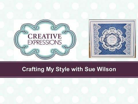 Craft Die CED8104 Sue Wilson Australian Collection Sydney
