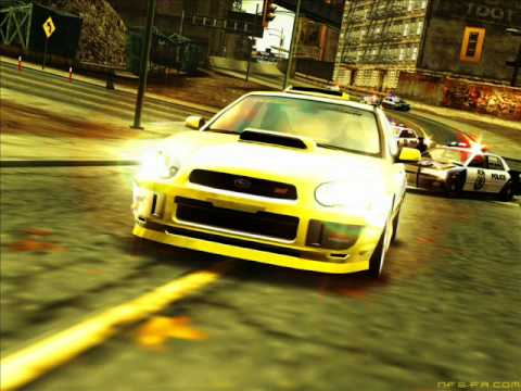 NFS Most Wanted OST - Rock - I Am Rock