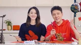 """Lần đầu tiên, Triệu Lệ Dĩnh và Phùng Thiệu Phong chiêu đãi fan với loạt khoảnh khắc """"tình bể bình"""""""