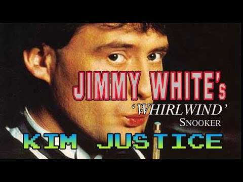 Jimmy White's Whirlwind Snooker Review - Amiga - Kim Justice